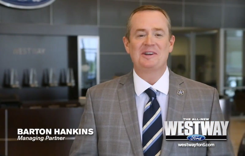 Westway Ford Grand Opening Location