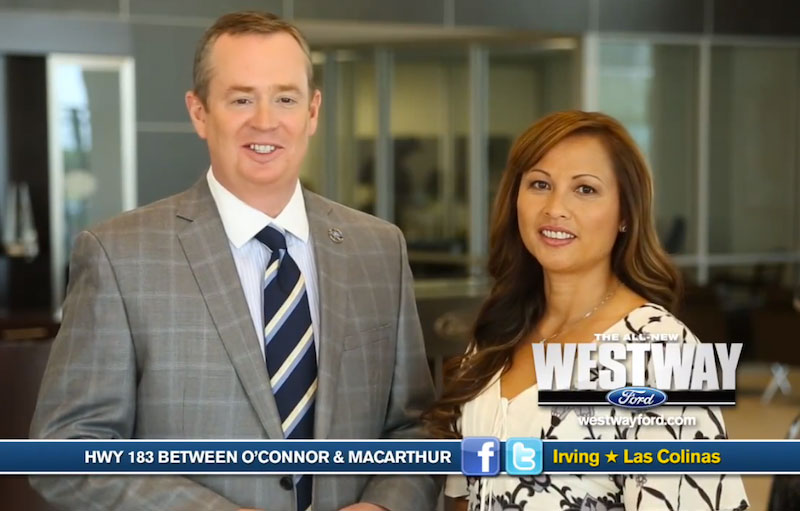 Westway Ford Sales Event