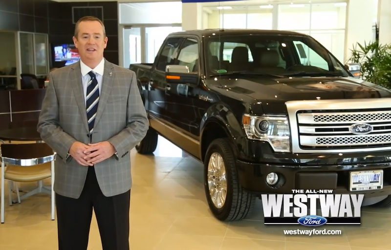 Westway Ford Grand Opening Transparent Sales Process